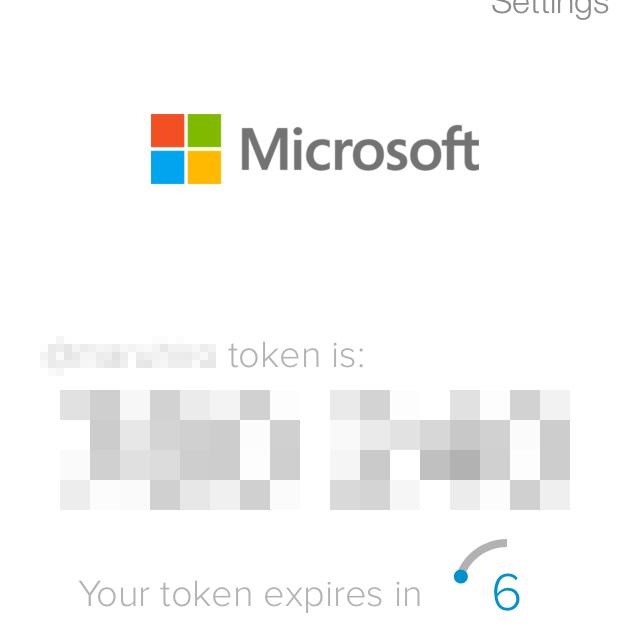 2段階認証利用と復元コード取得(Microsoft編)